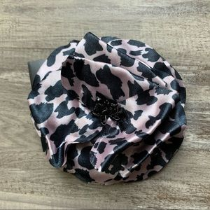 NEW Lane Bryant Animal Print Hair Pin Brooch